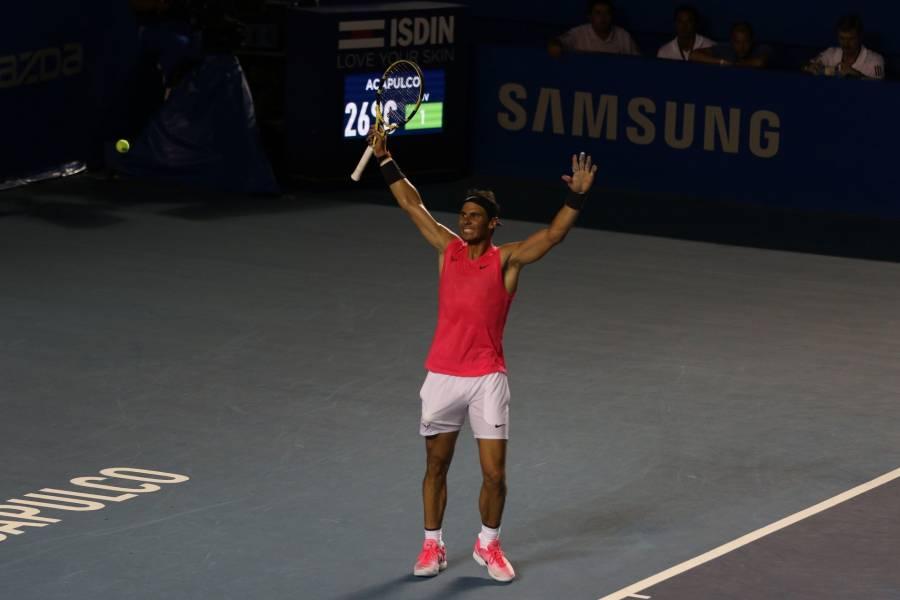 En el Masters, Rafael Nadal y  Dominic Thiem se imponen