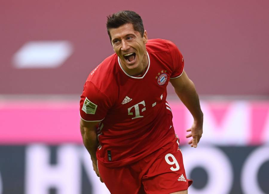 Lewandowski, mejor jugador del año para la World Football Summit