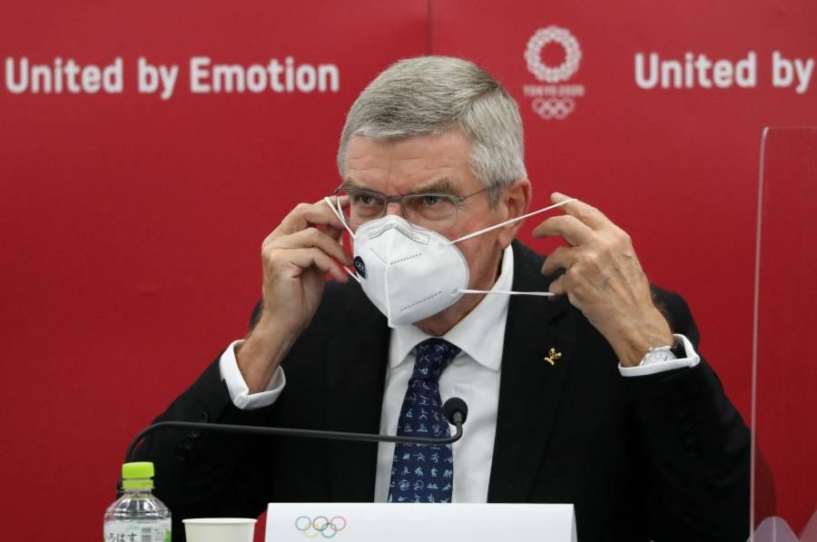 Pagos de candidatura de Tokio 2020 a exejecutivo, no rompieron reglas, asegura Thomas Bach