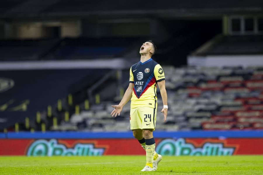 Federico Viñas supera al Covid, ya entrena con las Águilas