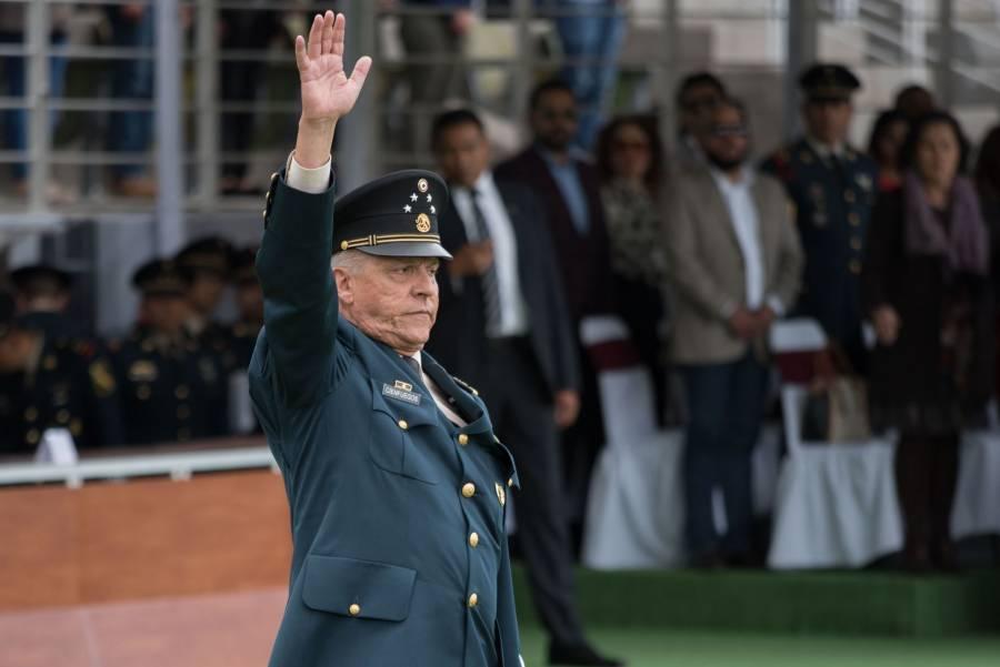 Ebrard confirma que se retiran cargos a Salvador Cienfuegos en Estados Unidos