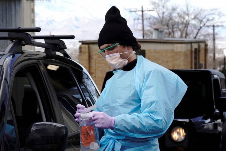 Reportan más de 55 millones de casos de COVID-19 en el mundo
