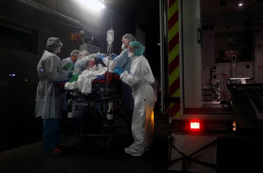Francia supera los 2 millones de casos Covid-19, primer país europeo