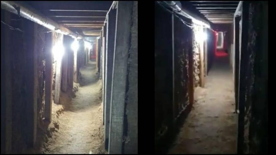 Video: Descubren túnel en empresa de valores en Celaya, Guanajuato; robarían bóveda