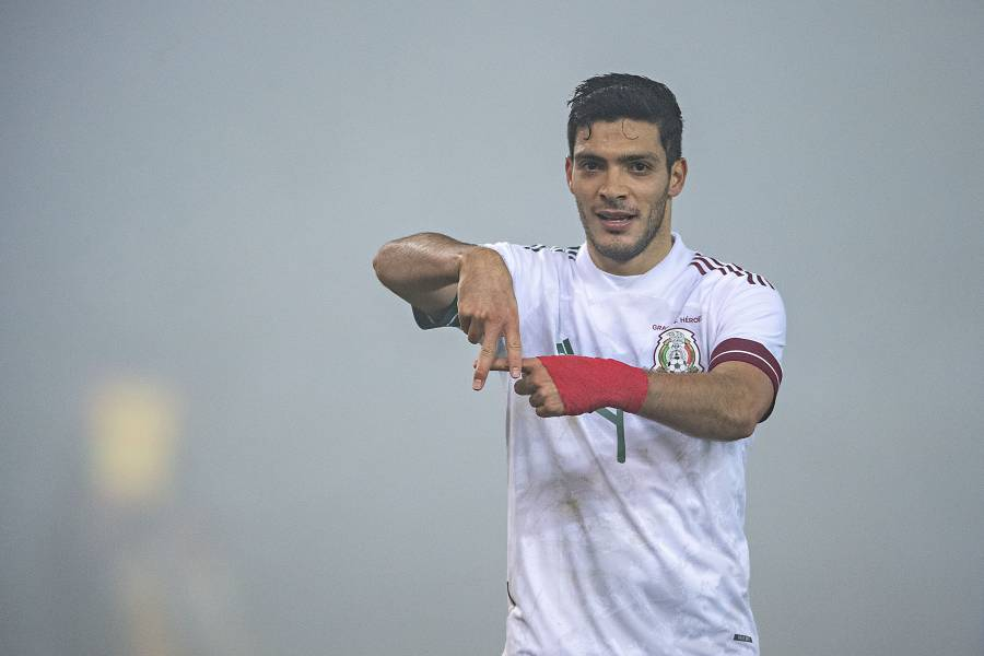 Selección Mexicana vence a Japón con goles de Raúl Jiménez y