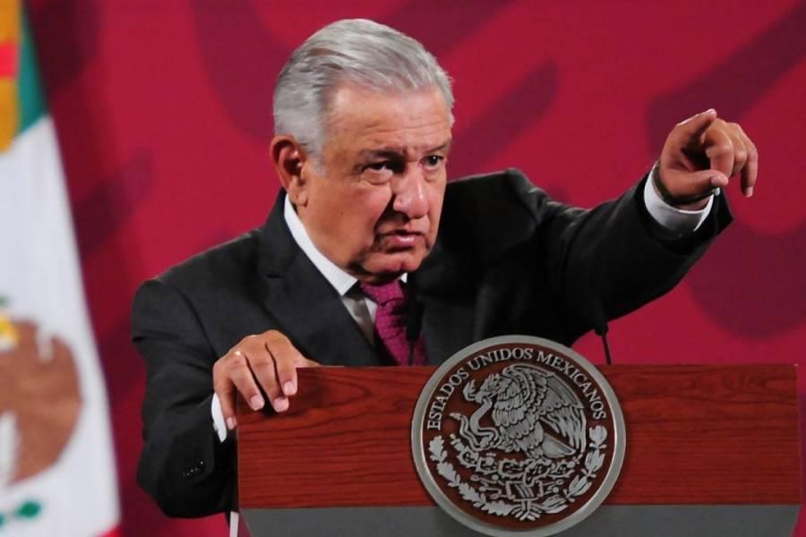 AMLO dice que acusó a Alonso Ancira desde antes de ser candidato presidencial