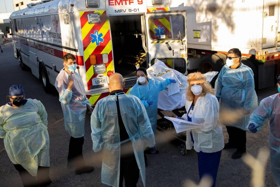Supera el mundo 55 millones  de contagio: reportes oficiales