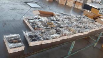 Aduanas decomisa pruebas Covid-19 y termómetros en Guadalajara