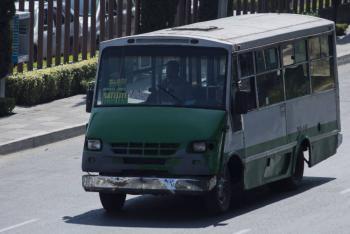 Choferes de CDMX exigen subir la tarifa del transporte público