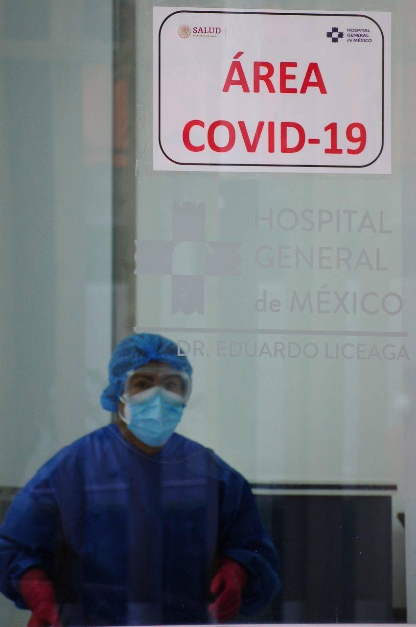 CDMX, primer lugar del país en decesos por Covid-19