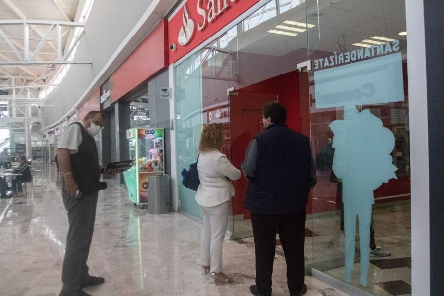 Cartera de crédito en terreno negativo, dice Niño de Rivera