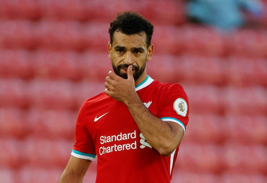Salah vuelve a dar positivo a prueba de COVID-19