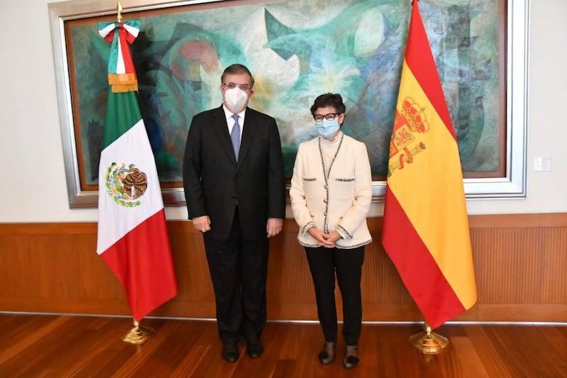 Rechaza España ofrecer disculpas por la Conquista: ministra de Exteriores