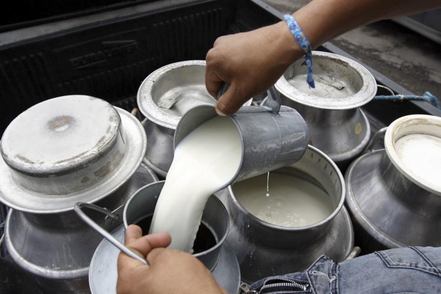 Liconsa dejó de importar leche