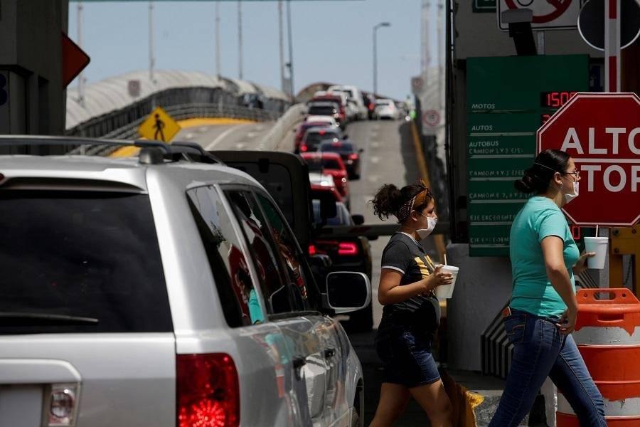 Amplían México y EE. UU. Cierre parcial de la frontera terrestre