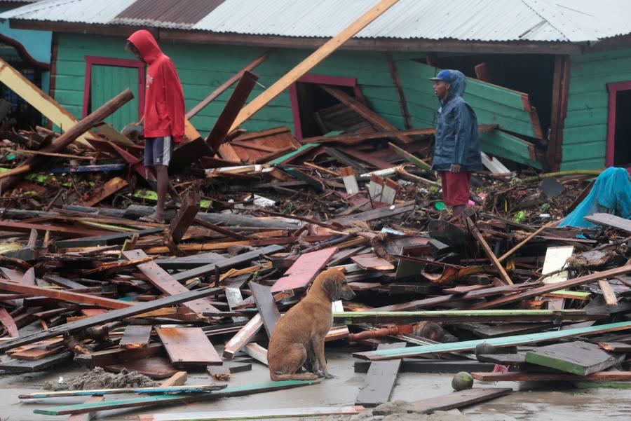 Un alud generado por Iota deja 16 muertos en Nicaragua