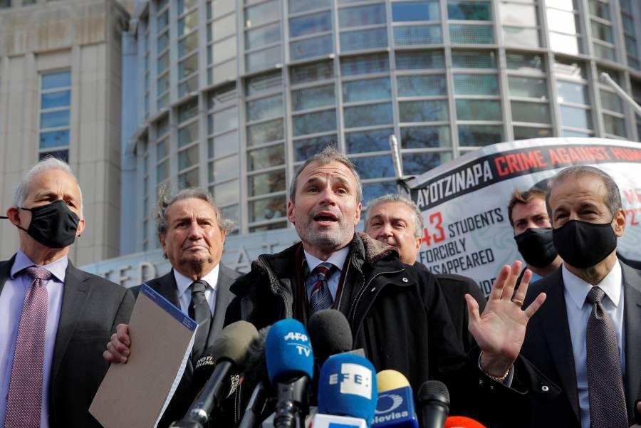 Salvador Cienfuegos es un hombre libre, asegura abogado
