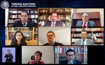 TEPJF ordena renovar Comisión Nacional de Honestidad y Justicia de Morena