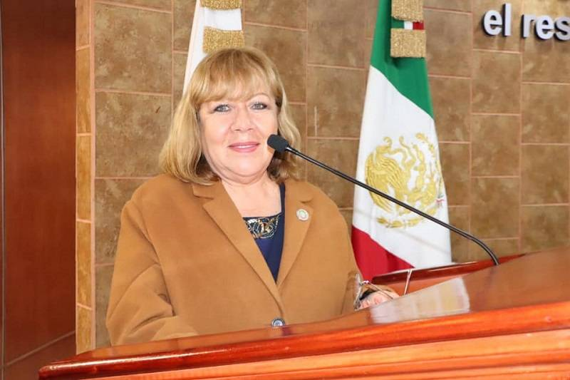 Fallece por Covid-19 Carmen Leticia Hernández, diputada de Morena en Baja California