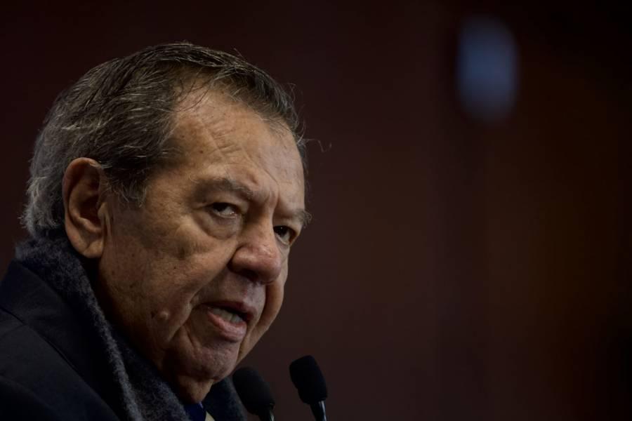 TRIUNFO PARA MÉXICO REPATRIACIÓN DE CIENFUEGOS: MUÑOZ LEDO