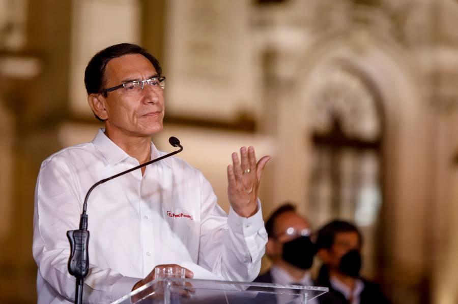 Rechazan demanda por posible abuso del Congreso en remoción de Vizcarra