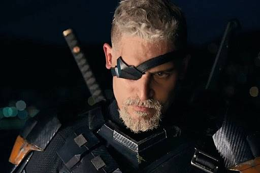 Así luce Joe Manganiello como Deathstroke en el Snyder Cut de Justice League