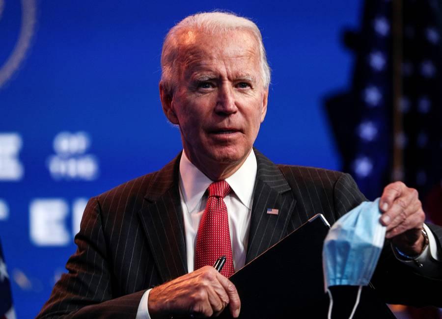Joe Biden descarta confinamiento a pesar de aumento de casos de Covid-19