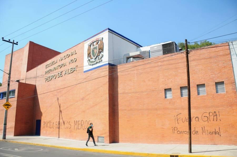 UNAM recupera instalaciones de Prepa 9; escuela se mantenía abandonada