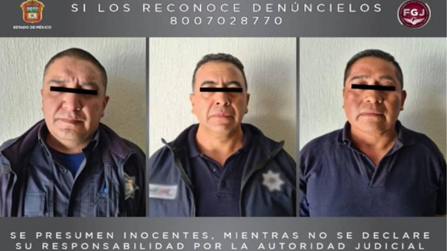 Detienen a tres custodios por muerte de presunto implicado en caso de Luis Miranda Cardoso