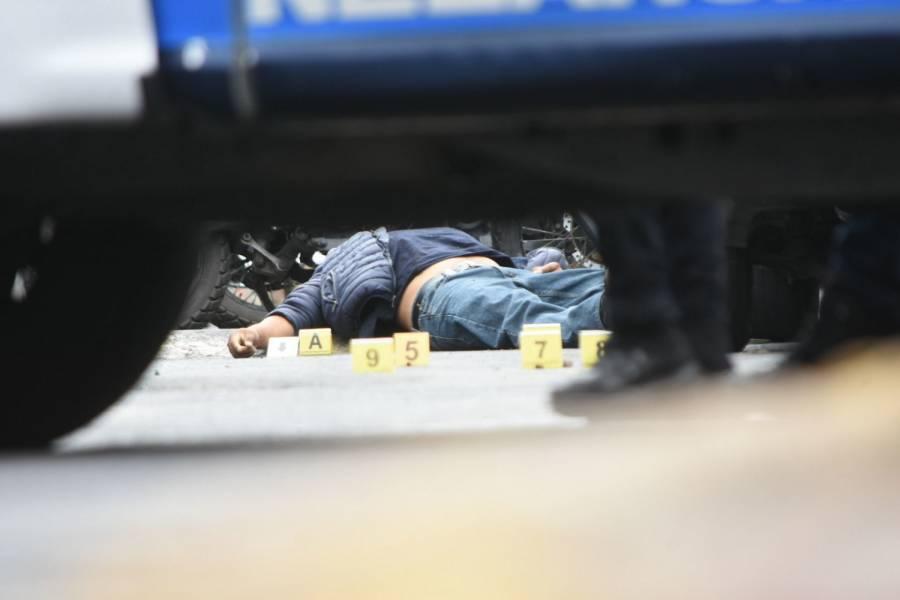 Concentran 6 estados el 52% de homicidios