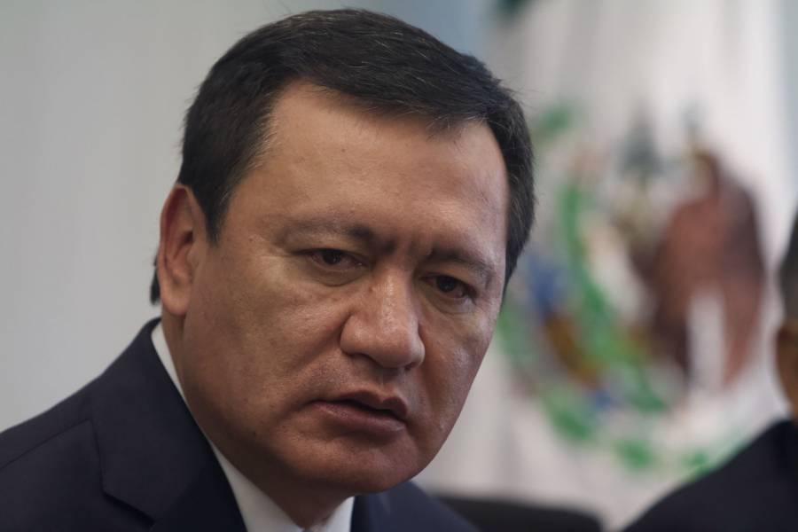 Niega Osorio Chong utilizar recursos de la Estafa Maestra para su candidatura a la presidencia