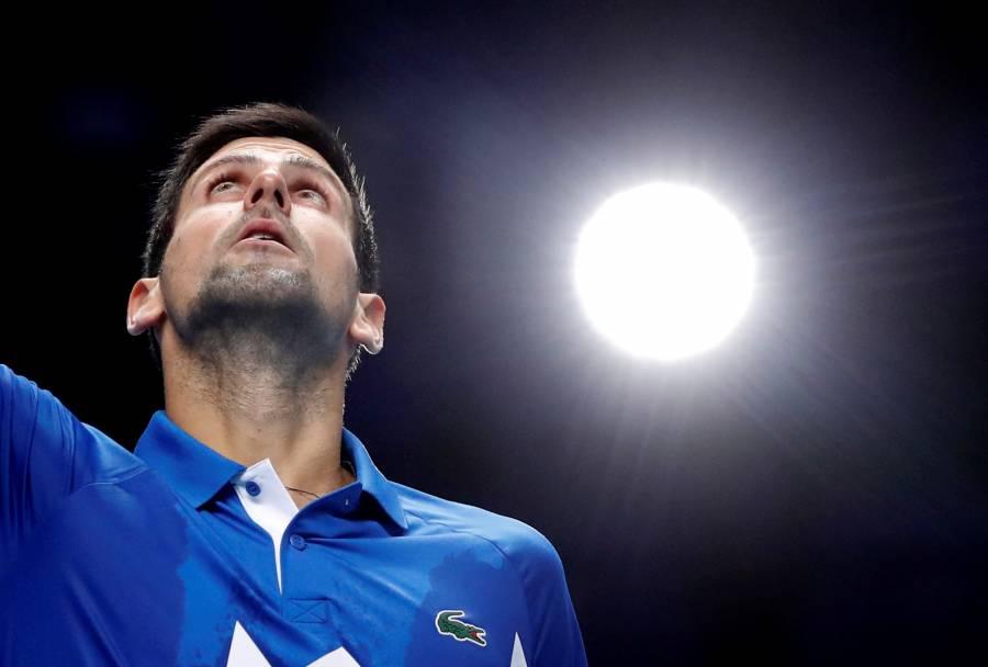 Djokovic pasa a semifinales del ATP Finals y podría disputar el título con Nadal