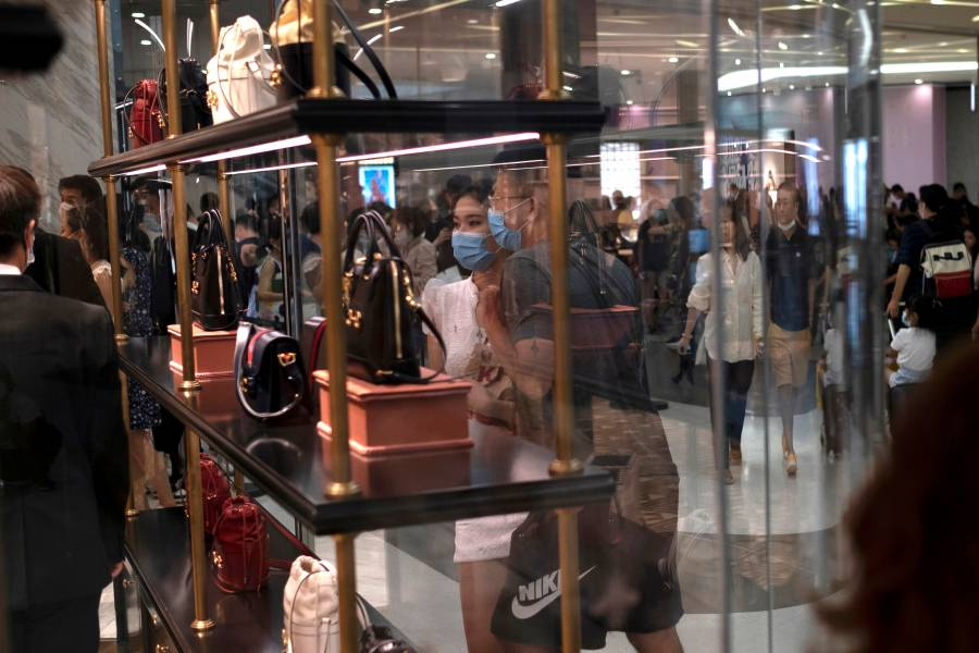 Gucci revive clásicos para vender