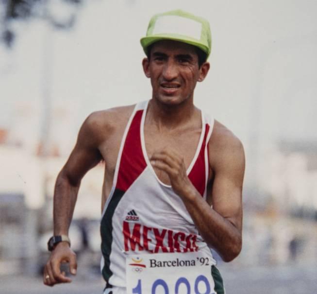 Muere Ernesto Canto, medallista de oro en Los Ángeles 1984