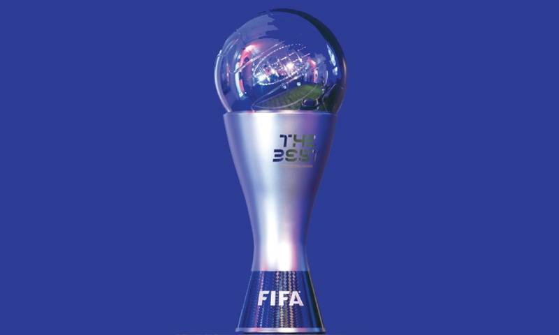 FIFA confirma premios The Best para diciembre