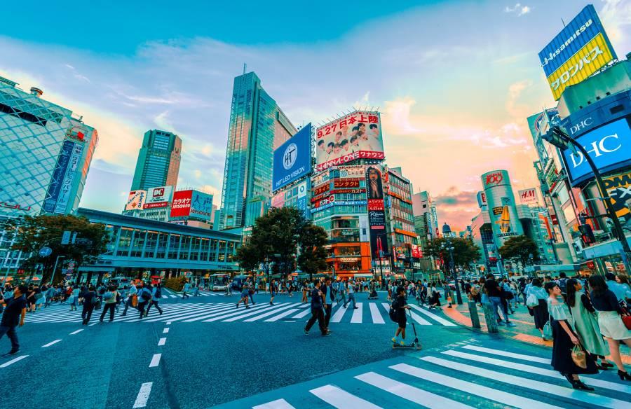 Tokio elevó al nivel máximo  su alerta sanitaria por Covid