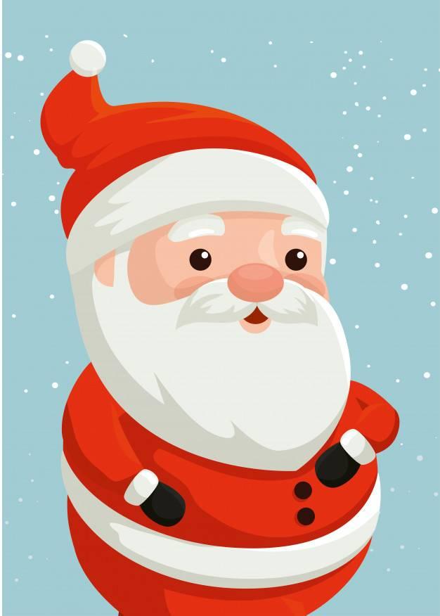 Santa virtual se prepara con app