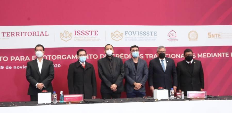 El ISSSTE ha otorgado 22 mil millones de pesos en préstamos personales