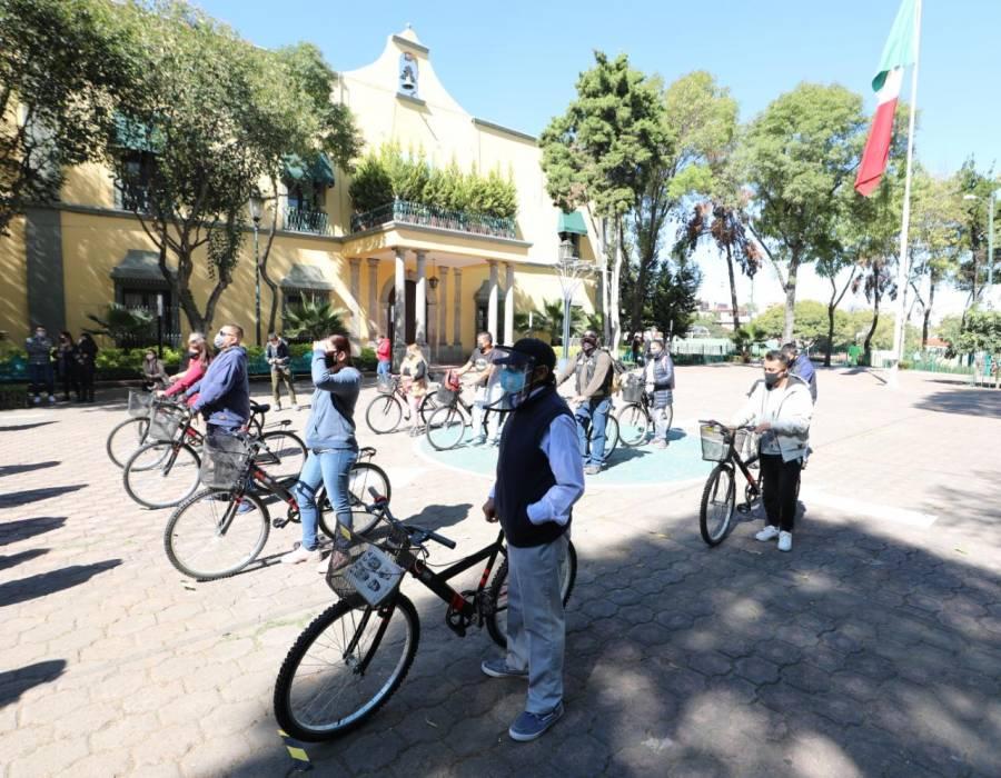 En MH 16% de habitantes usa bicicleta