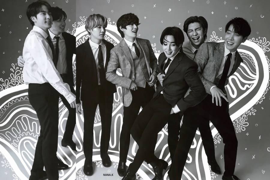 BTS marca el año de la pandemia con álbum