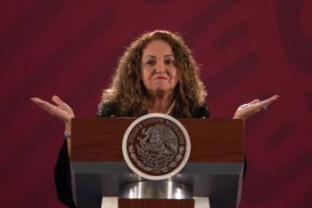 PAN en el Senado, exige a Sanjuana Martínez atender demandas de trabajadores de Notimex