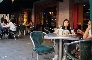 Por Covid-19, restaurantes deberán mantenerse alerta