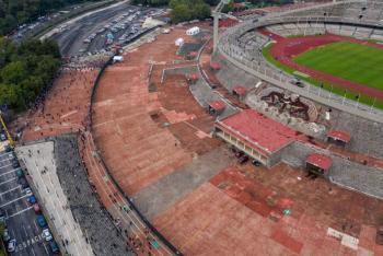 A 68 años del Estadio Olímpico Universitario