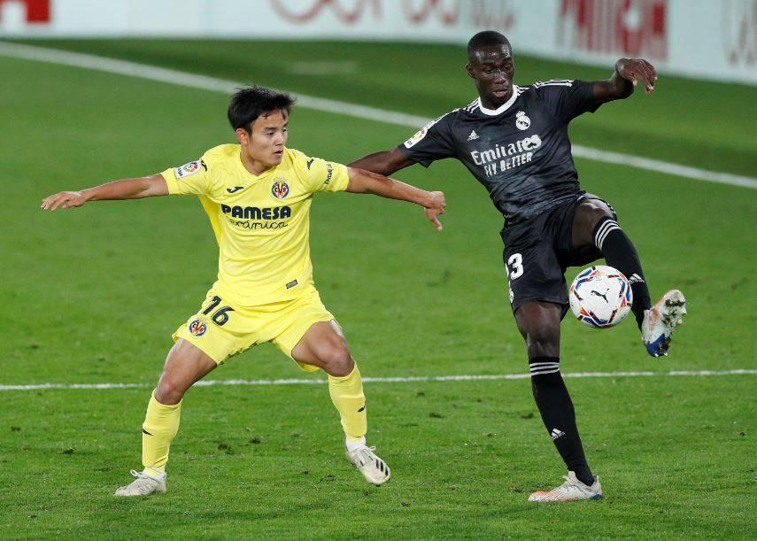 Real Madrid sufre revés del Villarreal y se conforma con empate