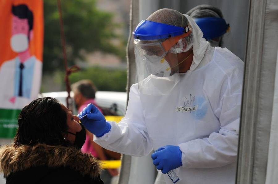México reporta un millón 32 mil casos de Covid-19 y 101 mil 373 fallecidos