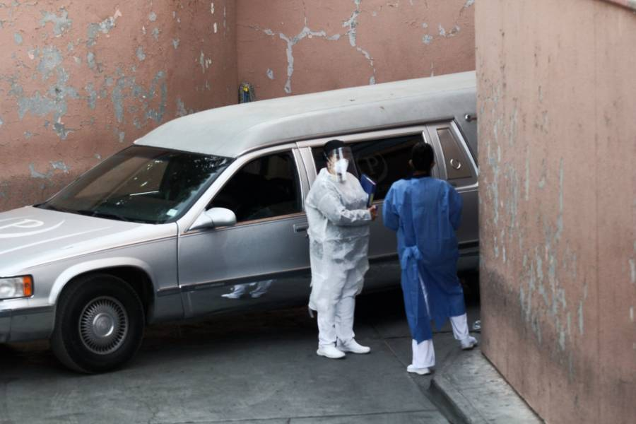 Expertos calculan que para marzo 2021 México podría superar 134 mil muertes por Covid-19