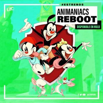 Animaniacs llega a Hulu y lo hace burlándose de DC