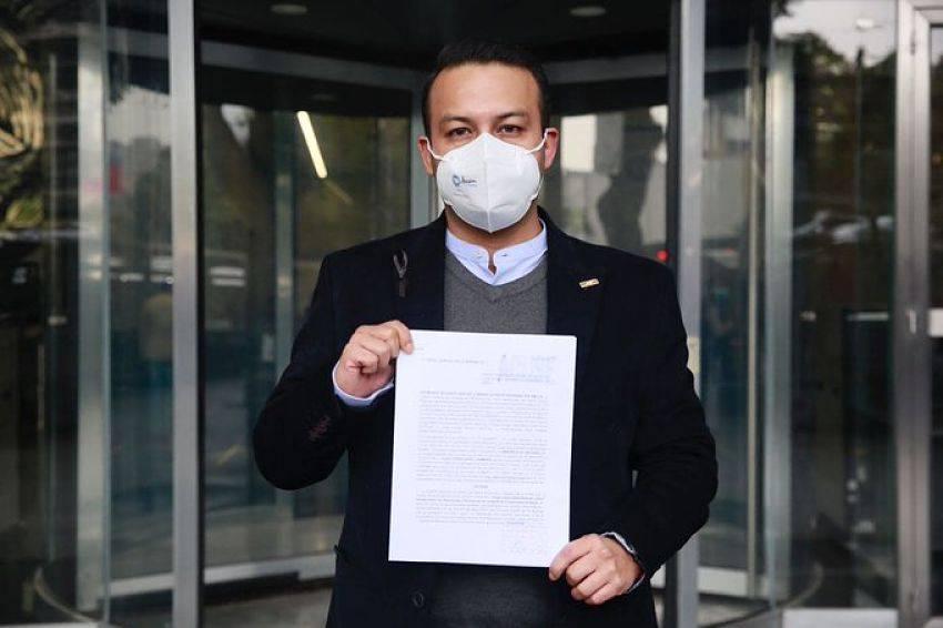 PAN denuncia ante FGR al gobierno federal por negligencia en manejo de pandemia