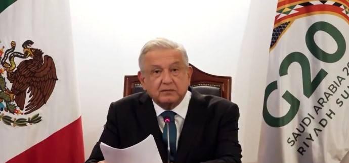 AMLO pide reducir deuda externa a países pobres