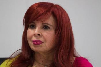 Layda Sansores se destapa para gubernatura de Campeche